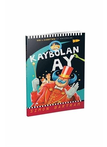 Morhipo kitap Kaybolan Ay Simon Bartram Redhouse Kidz Yayınları Renkli